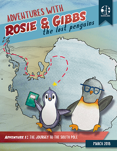 Adventures with Rosie & Gibbs #1