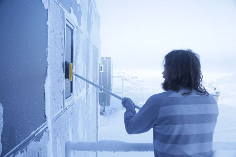 CK sweeps window