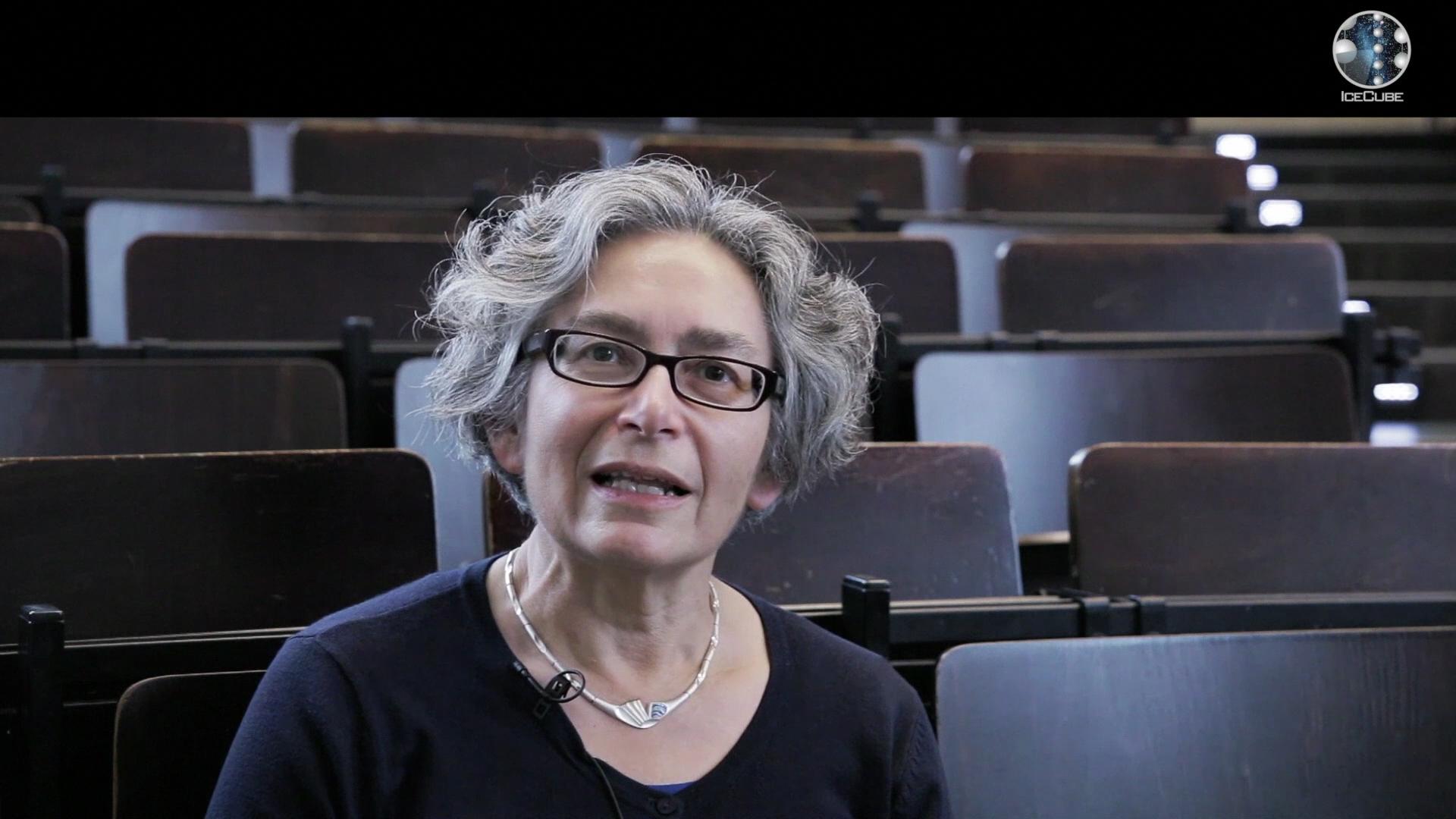 Olga Botner, IceCube Spokesperson, On the first evidence for astrophysical neutrinos from cosmic accelerators