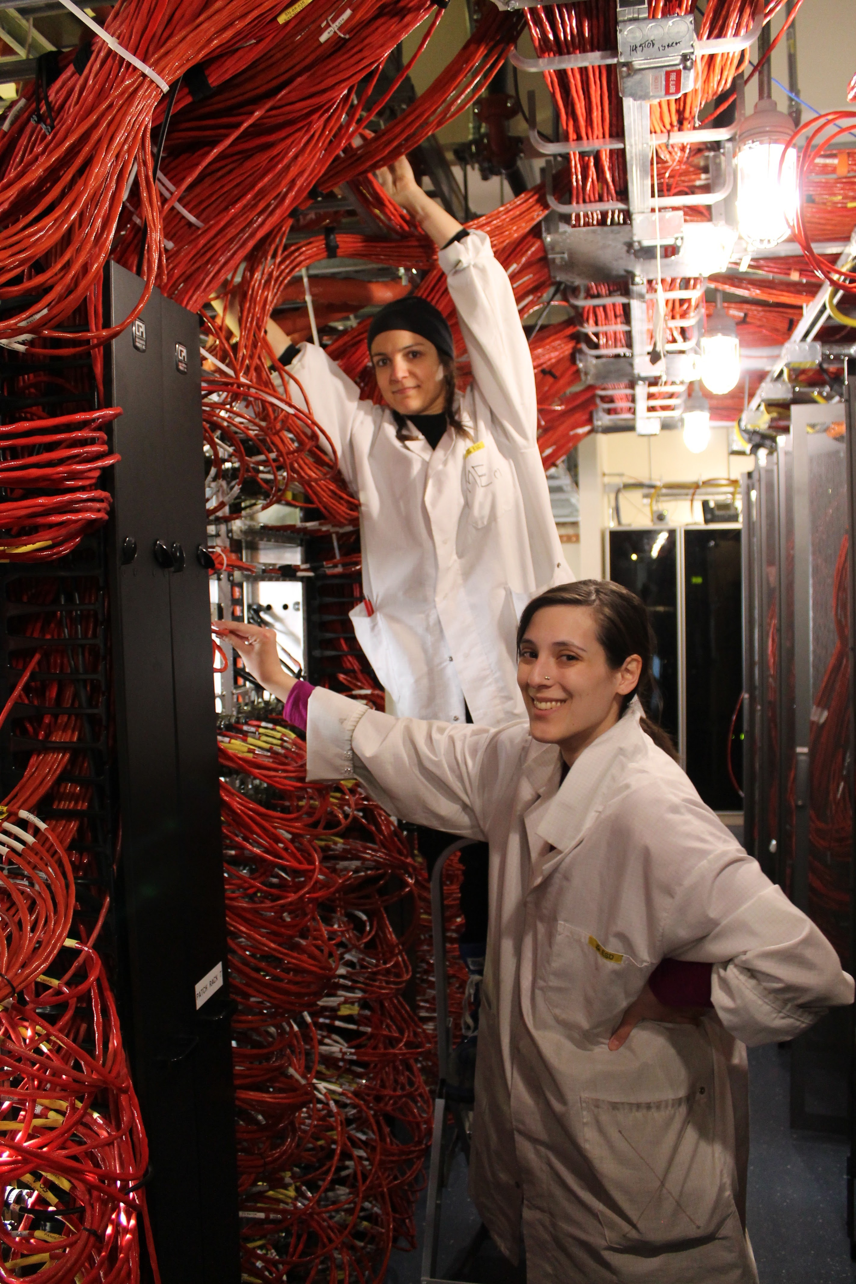 Cable upgrades in the ICL