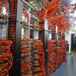 IceCube servers at the South Pole